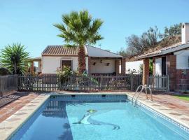 Roofed Cottage in Andalusia with fantastic pool and garden, hotel in Villanueva de la Concepción
