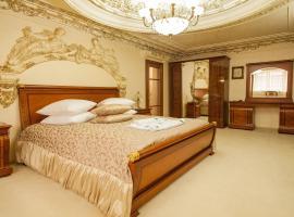 Изумруд, отель в Иркутске