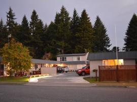 Amber Court Motel, hotel in Te Anau