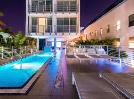 Urbanica The Meridian Hotel, hotel em Miami Beach