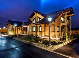 Baza Otdykha Gorod N, hotel in Medvezh'i Ozera