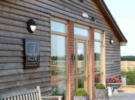 The Old Piggery Guest House & Yurts, hotel near Cainhoe Castle, Bedford