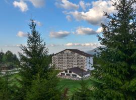 Cheile Gradistei Fundata Resort & Spa, resort in Fundata