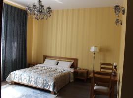 Barin House, готель у Сумах