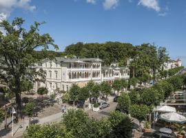 Romantik Roewers Privathotel, Hotel in der Nähe von: Kreideküste Nationalpark Jasmund, Ostseebad Sellin
