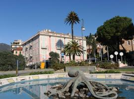 Europa Hotel Design Spa 1877, hotell i Rapallo