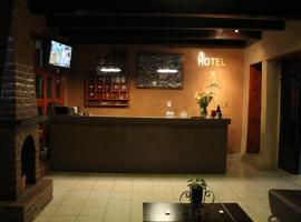 Hotel Plaza Mazamitla, hotel en Mazamitla