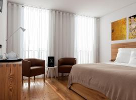 O Valentim, hotel near Transparent Building, Matosinhos