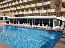 Hotel Castilla Alicante, отель в Аликанте