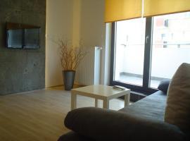 Pirelli Apartament, hotel in Warsaw