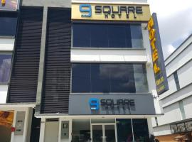 9 Square Hotel - Seri Kembangan, hotel near Axiata Arena, Seri Kembangan