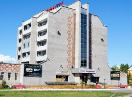 Буян-Бадыргы, отель в Кызыле