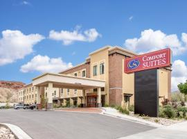 Comfort Suites Moab near Arches National Park, hotel v destinaci Moab
