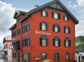 Posta Veglia, Hotel in der Nähe von: Caumasee, Laax