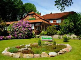 Hotel Schnehagen, Hotel in Bad Fallingbostel