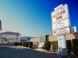 Country View Motor Inn, spa hotel in Kamloops