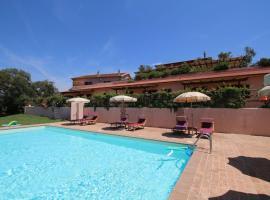 Lentisco, hotel in Montalto di Castro