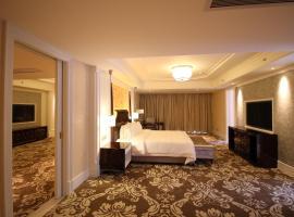Lake Piedmont International Hotel, hotel in Guangzhou