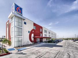 Motel 6-Weslaco, TX, hotel in Weslaco