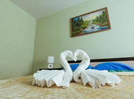 Apart Hotel Clover, apartment in Irkutsk