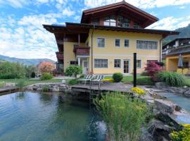 Haus am Hammerrain, Hotel mit Pools in Flachau