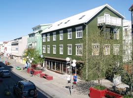 Akureyri Backpackers, hotel near Akureyri Airport - AEY,