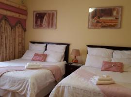 Sleepwell, hotel near East London Airport - ELS,