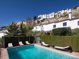 Alavera de los Baños, hotel en Ronda
