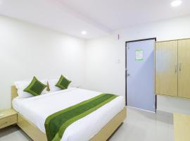 Treebo Trend Pratz Inn, hotel in Hyderabad