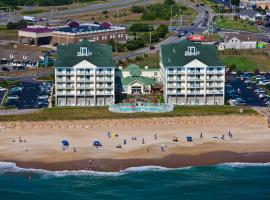 Hilton Garden Inn Outer Banks/Kitty Hawk, beach hotel in Kitty Hawk