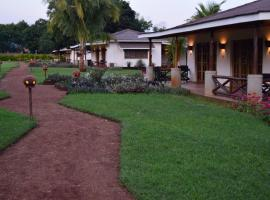 Ameg Lodge Kilimanjaro, hotel in Moshi
