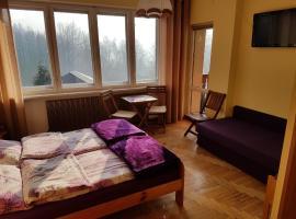 Pokoje Na Skalicy – hotel w pobliżu miejsca Wyciąg narciarski Pod Skalicą w Ustroniu