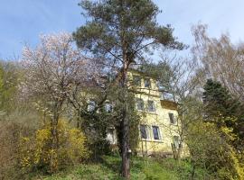 Villa Plassenburg, hotel in Kulmbach