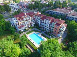 Сий Парк Хоумс Нешков, апартамент на хотелски принцип във Варна