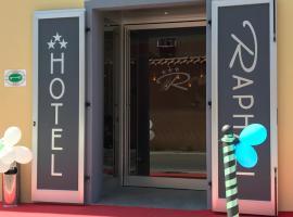 Hotel Raphael, hotel a Bordighera