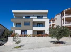 Lemechi Casa Girasole Apartments, luxury hotel in Rabac