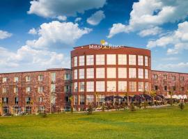 Miraj Resort, hotel v Lučenci