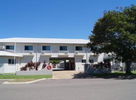 Castle Crest Motel, motel in Townsville