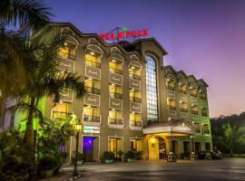 Hotel Sea N Rock, hotel with pools in Thane
