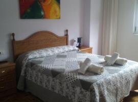 Pensión Residencia Barcelona, guest house in Palas de Rei