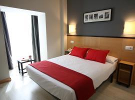 Hotel Alda Entrearcos, hotel en Burgos