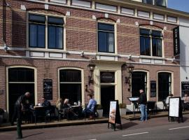 Studio's de Domburger, self catering accommodation in Domburg