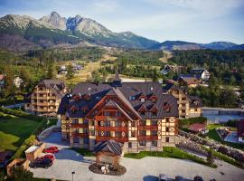 APLEND Kukučka Mountain Hotel and Residences, hotel in Vysoké Tatry - Tatranská Lomnica