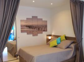 Appartement le Valmont, pet-friendly hotel in Menton