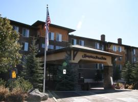 Hampton Inn & Suites Flagstaff, hotel near Walnut Canyon National Monument, Flagstaff