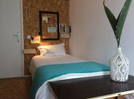 Marina Lounge Hostel, boutique hotel in Ponta Delgada