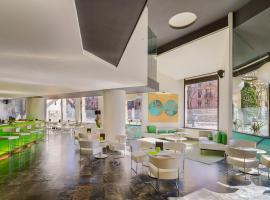 H10 Casanova, hotel with jacuzzis in Barcelona