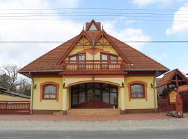 Nussbaum Panzió, hotel v destinaci Keszthely