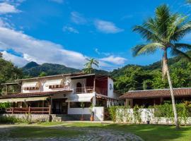 Pousada Tarituba, hotel near Sao Gonçalo Beach, Paraty