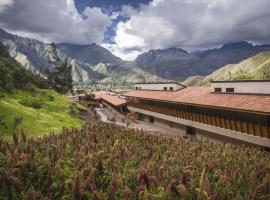 Explora Valle Sagrado, spa hotel in Urubamba